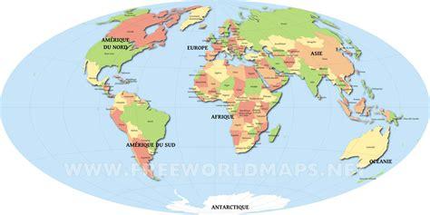 Carte Du Monde Avec Nom Des Pays Et Océans by Carte Du Monde Avec Nom Des Pays 2012