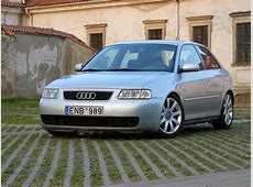 2000 Audi S3 8l – pictures, information and specs Auto