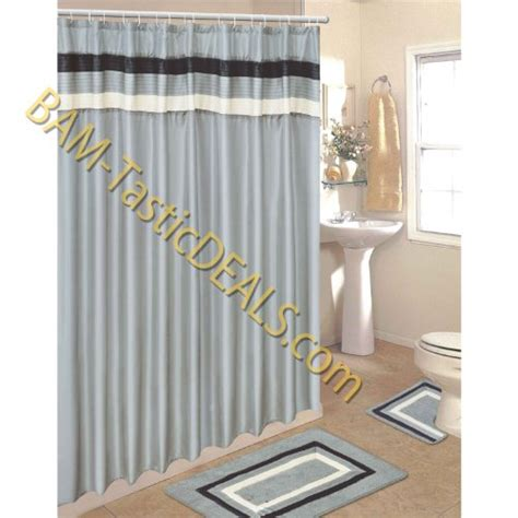 striped shower curtain for sale