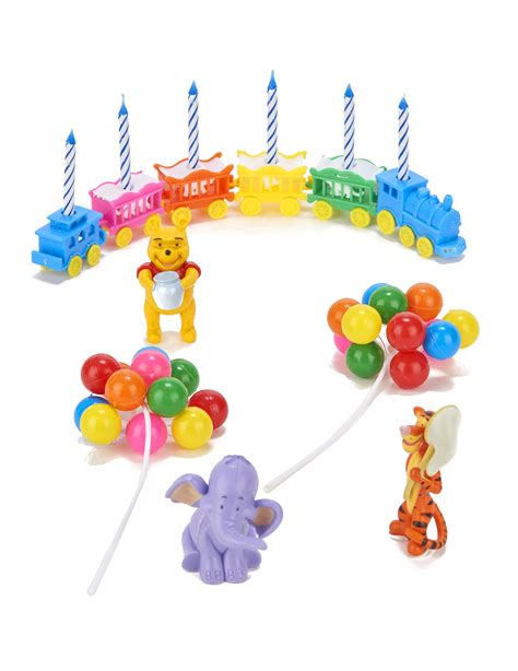decoration anniversaire winnie l ourson d 233 corations g 226 teau winnie l ourson d 233 coration anniversaire et f 234 tes 224 th 232 me sur vegaoo