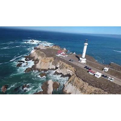 Point Arena Light in California - Explore more about the