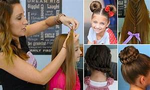 Mother39s Videos Show How She Styles Her Daughters39 Hair