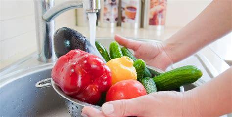 coupe cuisine ma méthode pour laver fruits et légumes nathalie
