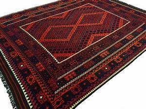 tapis kilim afghan 317 x 250 cm trendcarpetfr With tapis carre 250 x 250