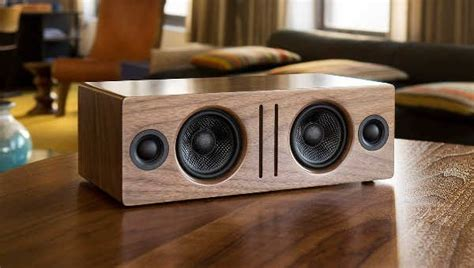 Portable Wood Floor by Audioengine Introduces Gorgeous New B2 Bluetooth Speaker