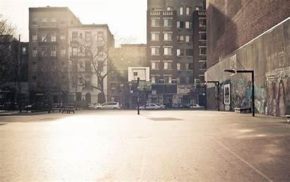 Basketball Court Pixelstalk Wallpapers Hipwallpaper Empty Tennis