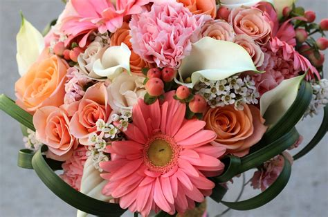 Celebration Flair Peach And Pink And Coral Oh My Lindsay