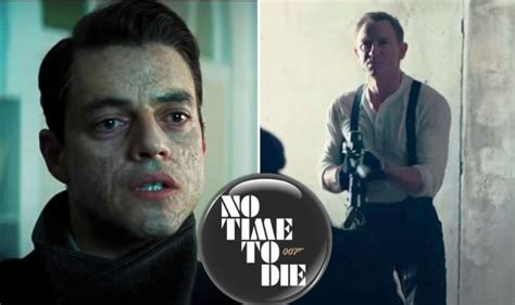 No Time To Die: Rami Malek teases 'UNSETTLING' James Bond ...