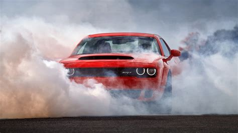 2018 Dodge Challenger Srt Demon Wallpaper