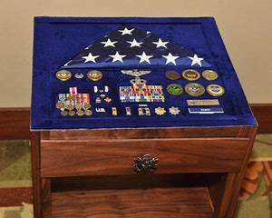 21 Cool Woodworking Plans For Military Shadow Box