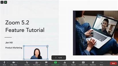Meeting Virtual Reactions Meetings Filters Ppt Lighting