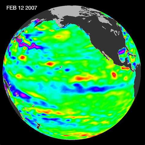 From El Nino To La Nina Nasa