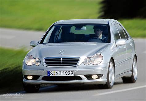Mercedes Benz Cklasse Amg (w203) Specs  2000, 2001, 2002