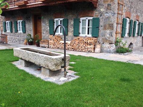 14 Besten Steintröge Bilder Auf Pinterest Gartenbrunnen