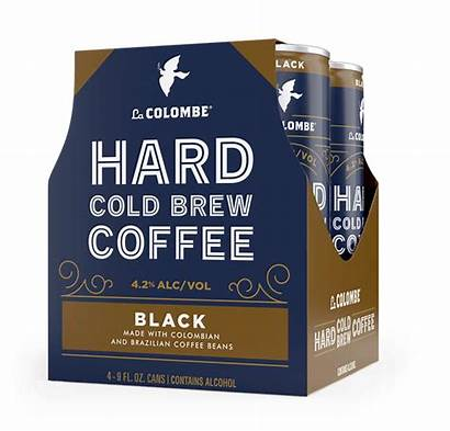 Coffee Colombe Cold Cans Brew Caffeine Give