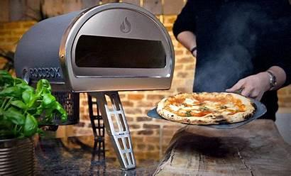 Pizza Oven Portable Gas Wood Indoor Outdoor