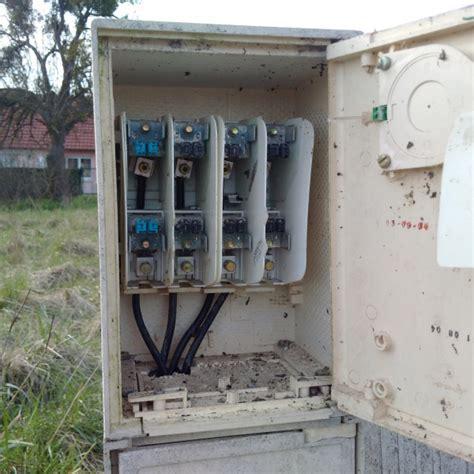 coffret branchement edf exterieur capteur photo 233 lectrique