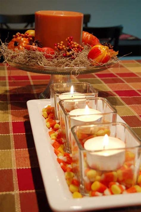 welcoming fall table decoration ideas