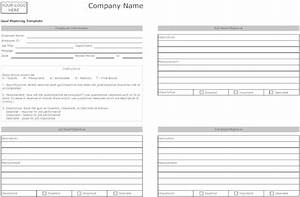 business goals template business letter template With company goals and objectives template