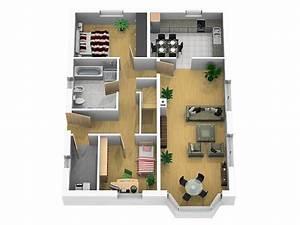 Grundriss Villa Modern : bungalow grundrisse bungalow bauen h ~ Lizthompson.info Haus und Dekorationen