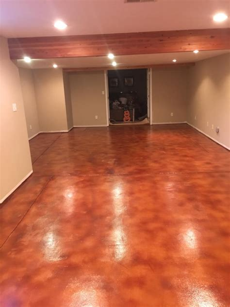 learn  stained concrete floors denver specialist