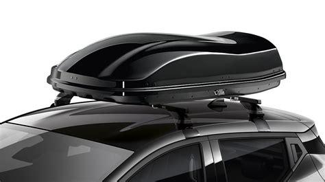 petit coffre de toit accessoires nouvelle nissan micra voiture citadine nissan