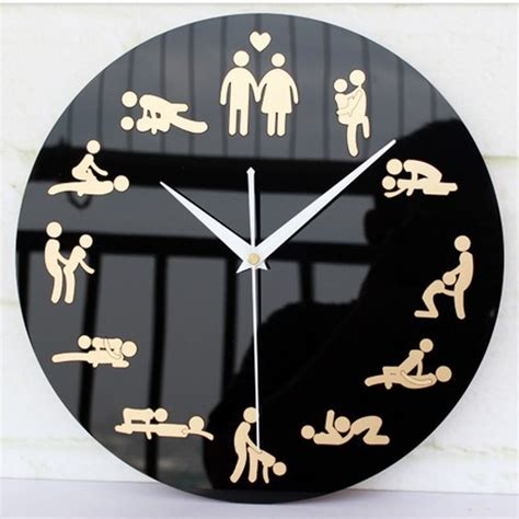 Innovative Kitchen Ideas - innovation household living room sex culture wall clocks unique wedding gifts for friends free
