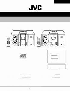 Jvc Ux-v30  Fs-v30