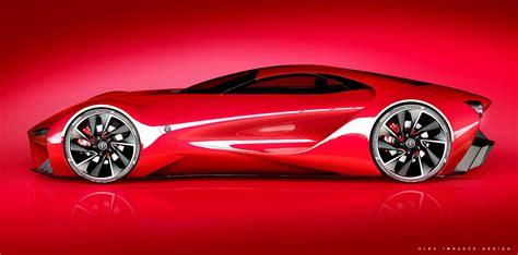 Alfa Romeo Concept by Alfa Romeo 6c Disco Volante Design Study Is An Italian