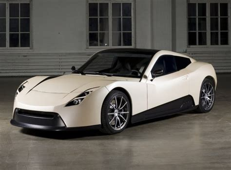 Fully Electric Sports Car by Electric Raceabout Electric Sports Car Thecoolist The