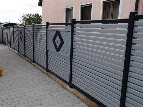 Zäune Mit Sichtschutz by Z 228 Une Sichtschutz Hiag Balkonbau
