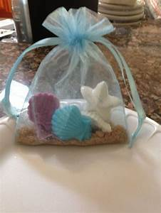 48 best beach themed bridal shower images on pinterest With beach wedding shower favors