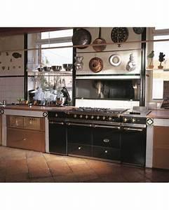 Piano De Cuisson Lacanche : fourneau lacanche cluny 1800 grande largeur 2 fours table ~ Melissatoandfro.com Idées de Décoration