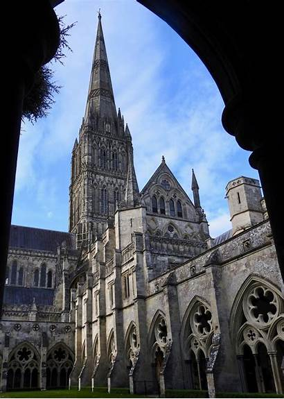 Salisbury Cathedral England Magna Channel Carta Chapter