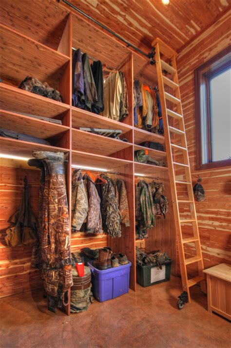 Build A Workshop Closet by Clubhouse Garage Addition Traditional Closet St