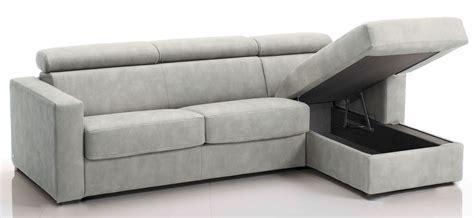 canape meridienne gris canapé d 39 angle convertible avec têtières revêtement
