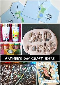 20 Quick & Easy Father's Day Craft Ideas Rural Mom