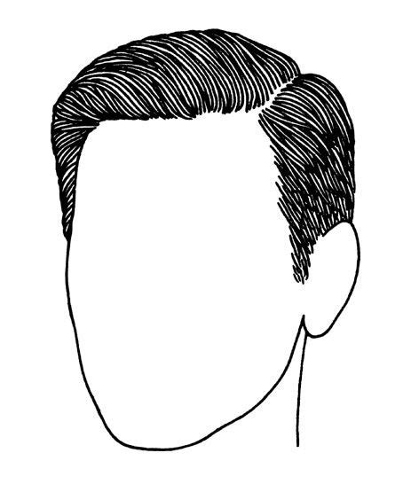 boy hairstyles drawing    boy hairstyles