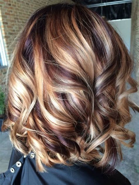 70 + Awesome Styles For Brown Hair With Blonde Highlights ...