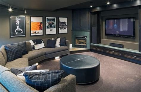 27 awesome room ideas cool cinema theatre decor in house