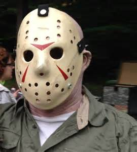Jason Voorhees Costume Friday the 13th Part 3