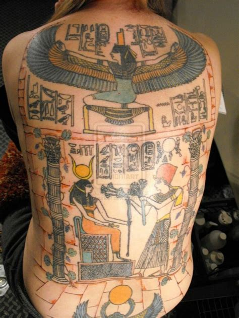 egyptian themed tattoos images  pinterest