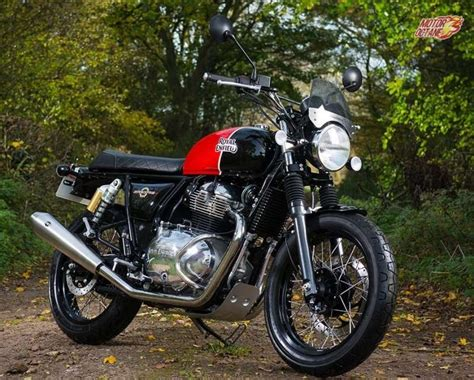 Royal Enfield Interceptor 650 Image by Scoop Royal Enfield 650cc Bikes India Launch In Second