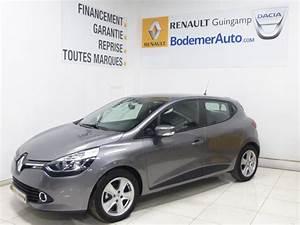 Renault Clio Limited Tce 90 : voiture occasion renault clio iv tce 90 energy eco2 expression 2015 essence 22970 ploumagoar ~ Medecine-chirurgie-esthetiques.com Avis de Voitures