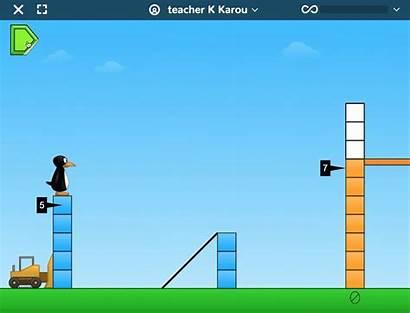 Push Box Math St Learning Stmath Enables