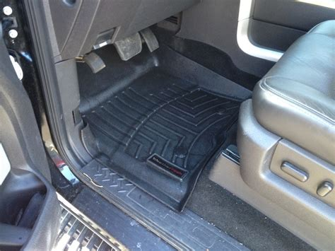 weathertech floor mats ford f150 weathertech all weather floor mats f150 ecoboost project tools in action power tools and