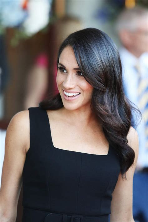 Meghan markle was an actress on the hit legal drama suits before becoming the duchess of sussex when she married prince harry in 2018. MEGHAN MARKLE at Summer Party at British Ambassador's Residence in Dublin 07/10/2018 - HawtCelebs