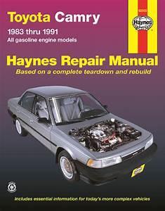 Toyota Camry Petrol Models  1983