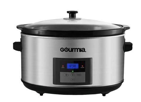 Best Slow Cookers Gourmia Dcp860 Slowsmart 85 Quart