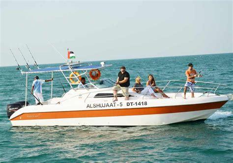 Fishing Boat In Dubai by Fishing In Dubai Deep Sea Fishing Dubai